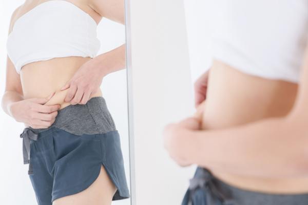 痩せづらいのは基礎代謝の低下
