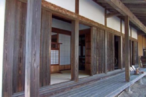 縁側 和室